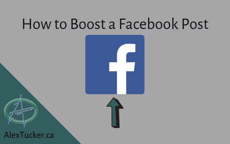 How to Boost a Post on Facebook 2019