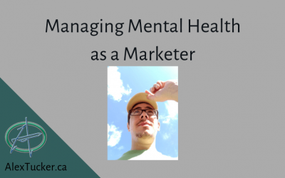 Managing Mental Health as a Marketer