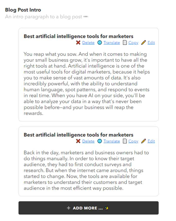 Marketing Plan - LoverFighterWriter - nichesss
