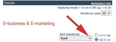 Marketplace ClickBank Administration