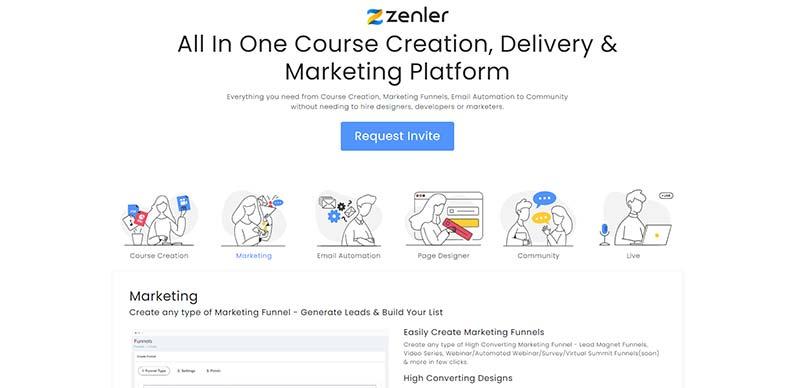 NewZenler best free online course platform