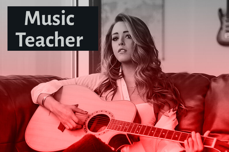 become a music teacher in canada