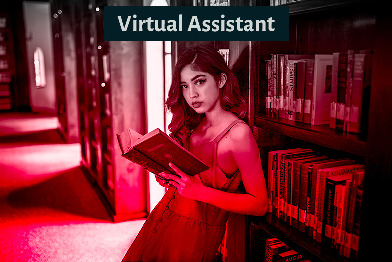 become a virtual assistant from home