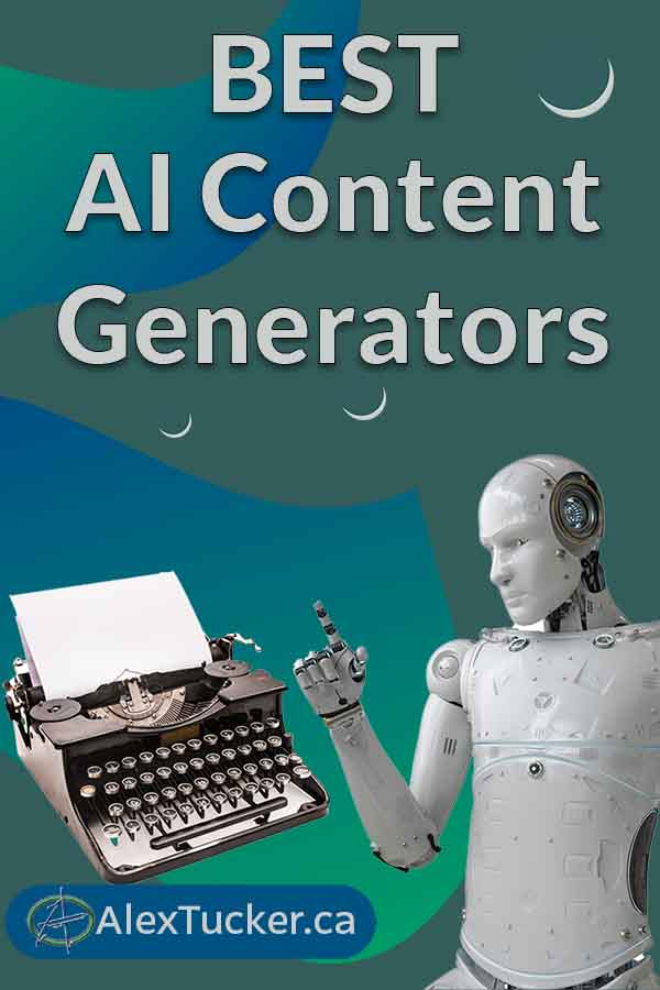best ai content generation tools