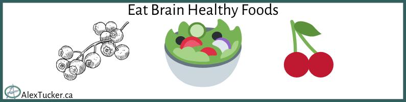 foods that improve focus