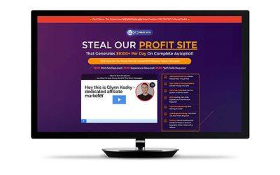 CB Profit Sites Review – Built By Top 1% Warrior Plus Vendor