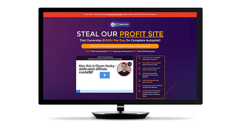 CB Profit Sites Review – Built By Top 1% Warrior Plus Vendor