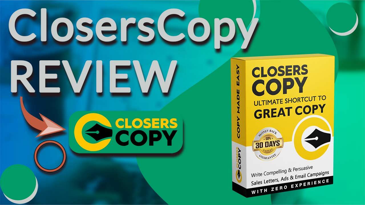 closerscopy review blog