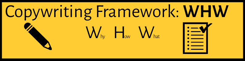 copywriting framework WHW