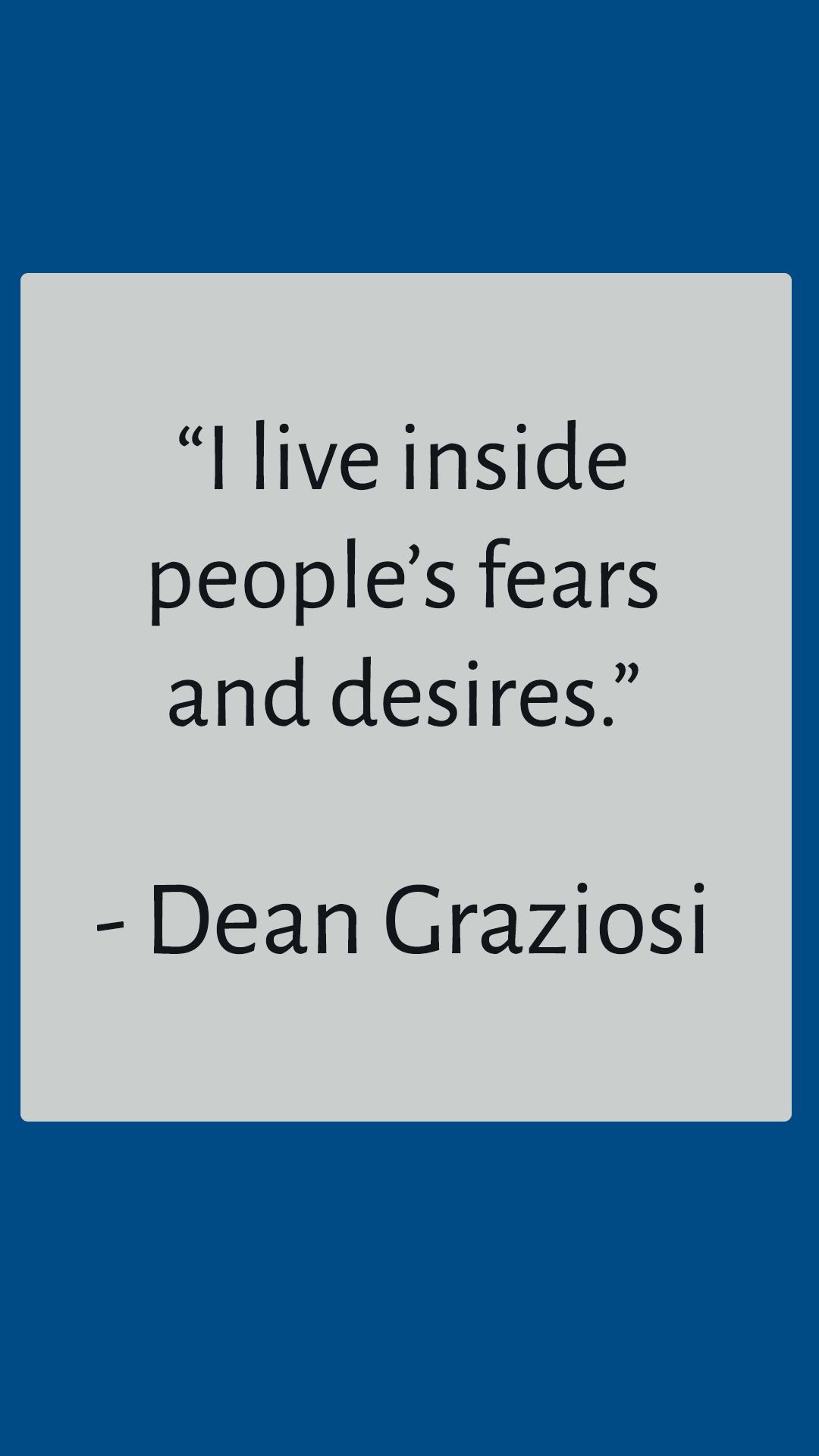 dean graziosi quote