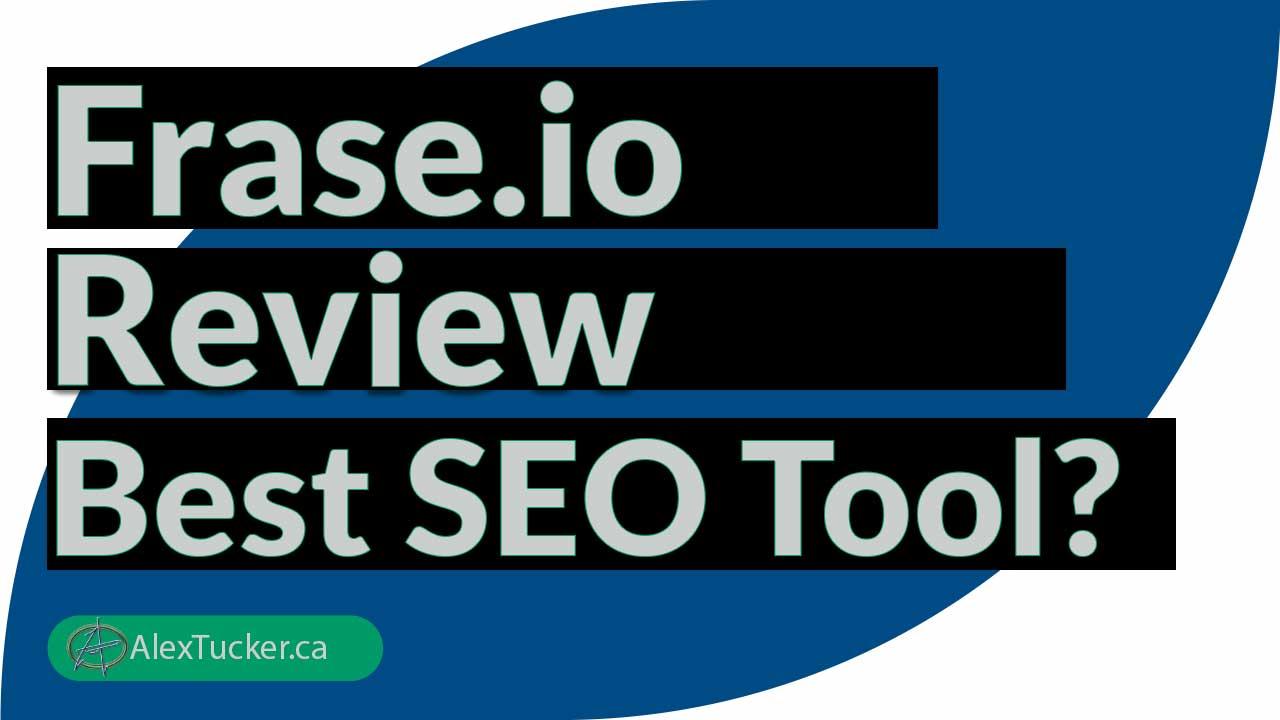 frase review frase io seo tools