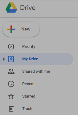 how to make a new google doc