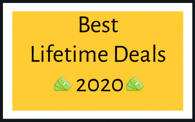 Lifetime Deals – What to Buy in 2020