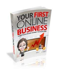 online business affiliate marketing ebook mockup