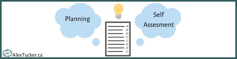 how to improve focus through planning