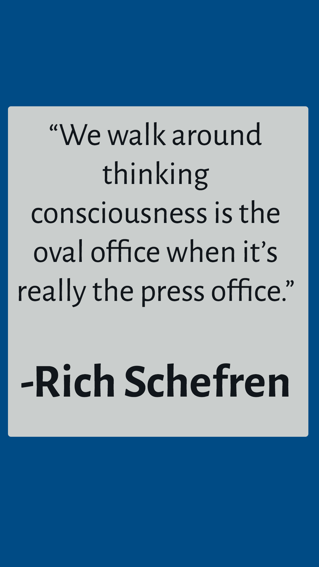 rich schefren quote