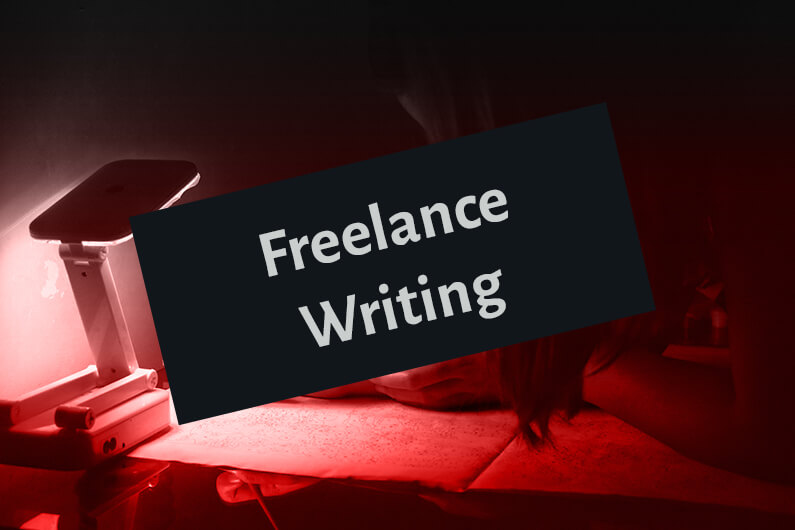 start a freelance writing business from home