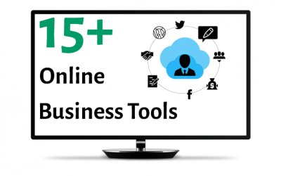 15 Tools To Market and Manage Your Business Online