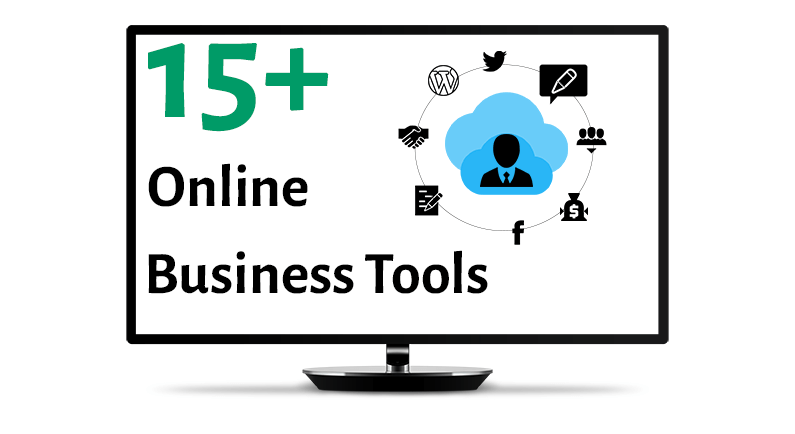 tools to market and manage your business online