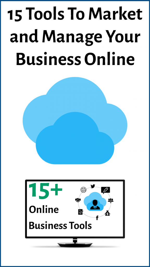 tools to market your business online